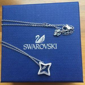 Swarovski Crystal Sparkling Dance Star Pendant
